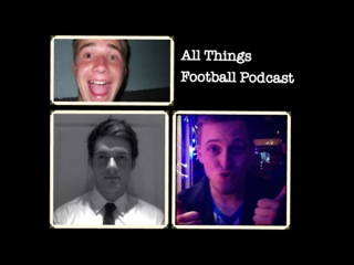 All Things Football Trio